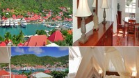 Rent the Villa Harbour for a St Barts island vacation