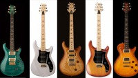 Paul Reed debuts new limited edition guitars at 'Experience PRS' 2011 event