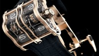 Arnaud Tellier's 2LMX watch is horological art through the ages