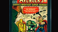 The Avengers #1 comic sells for record price at $250,000