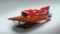 "RM Auctions to offer the historic Ferrari-Powered Hydroplane ""ARNO XI"" in Monaco auction"