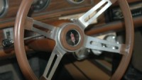 The antique steering