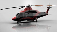 "Bell Helicopters 525 Relentless is the world's first ""super-medium"" helicopter"