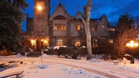 The 'Haunted' Richthofen Castle in Denver is for sale