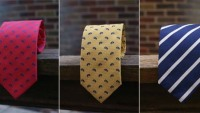 Vittorio J's custom made ties for discerning men