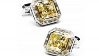 Jacob & Co. designs world's most expensive diamond cufflinks