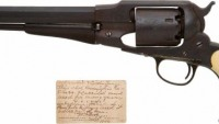 The Most Important William F. Buffalo Bill Revolver to fetch above $200,000