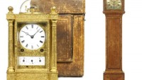 Bonhams to sell antique clocks dated back to 18th century