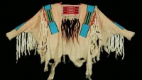 A shirt worn by Chief Joseph of the Nez Perce tribe fetches $877,500 at auction