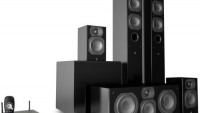 The Aperion Wireless Home Theater Speaker System: Look Ma, No Hands!