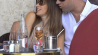 Sofia Vergara on vacations in Paris.