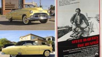 """Steve McQueen's Movie Car  from his last movie """"The Hunter"""" up for auction"""
