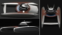 'My Way' incorporates automotive design to suit upcoming generation of sailors