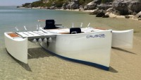 Modular Crusoe Trimaran for the modern day explorer