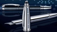 Montblanc Skeleton A380 Limited Edition celebrates the Airbus A380 design