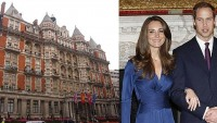 London's luxury hotels cash in on Royal Wedding buzz