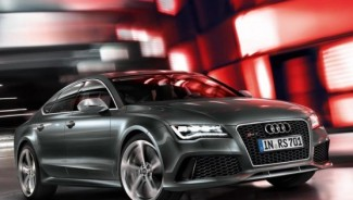 The New 2014 Audi RS7