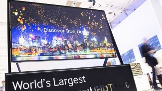 Samsung unveiles 110-inch ultra-HD TV worth $150,000