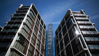 $237 million apartment sale sets record in London