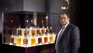 The First Dalmore Constellation Collection sold to real estate developer Mahesh Patel for $247,938