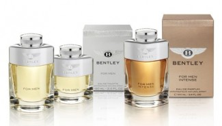 Bentley's first luxury fragrance range for men captures the 'essence' of their powerful supercars