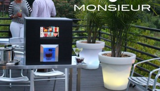 Monsieur Creates The First Personal Robotic Bartender