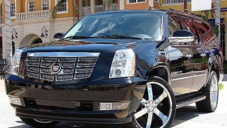 Cadillac Escalade ESV: VIP Van Conversion
