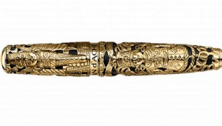 William Penn unveils Caran d'Ache's Balaji limited edition pen