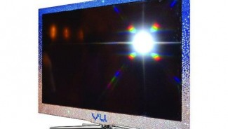 Vu Technologies launches Limited Edition crystal-studded Televisions