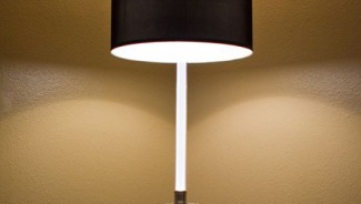 The Revolutionary LightDrive Table Lamp: A Bulb-less LED Lamp With No Hot Surfaces