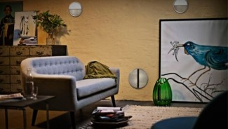 Bang & Olufsen's BeoLab 15 & 16 speaker system sinks discreetly into the wall