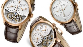 Arnold & Son's Instrument Collection timepieces combine marine precision with aesthetic perfection