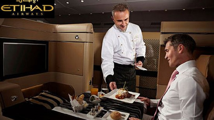 Etihad Airways to introduce organic in-flight dining for First-class passengers