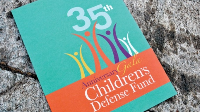 There are a number of charities that Eva is a strong supporter of. One such is the Children's Defense Fund