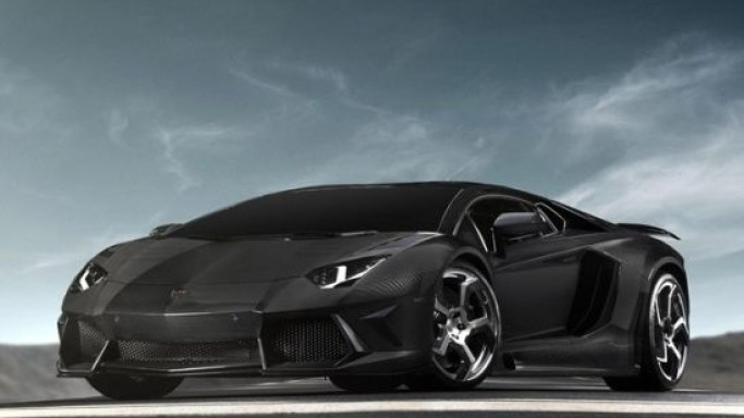 Mansory limited edition Carbonado Lamborghini Aventador – Only 6 are for sale!