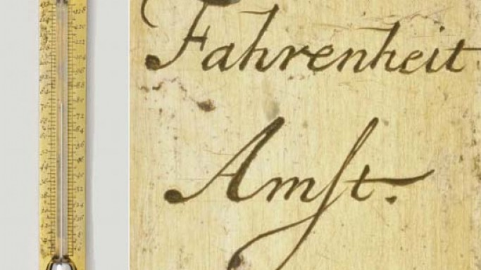 An original thermometer invented by Daniel Gabriel Fahrenheit to fetch $157,000 at London auction