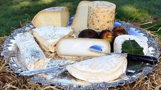 World's most expensive cheese platter costs $3,200