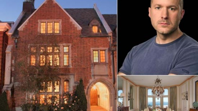 Apple's Design Head Jonathan Ive buys $17 million home in San Francisco's Billionaire Row