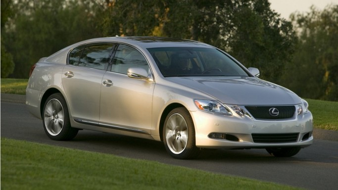 Lexus GS 450h Sedan