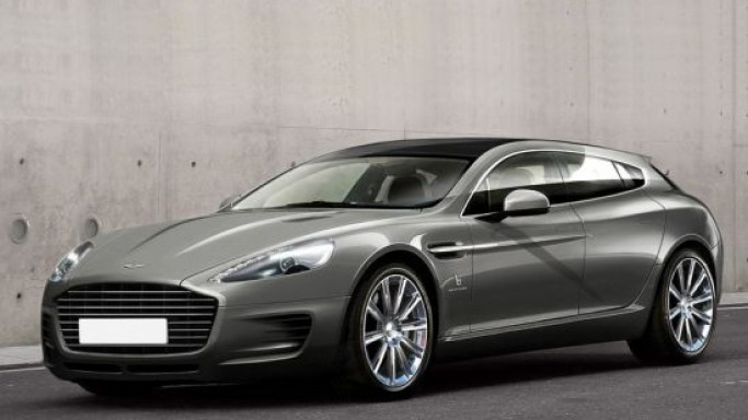 Aston Martin Rapide Bertone Jet 2+2 set to be unveiled at Geneva Motor Show