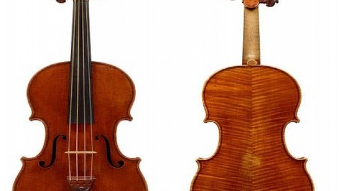World's most expensive Stradivari Violin up for auction