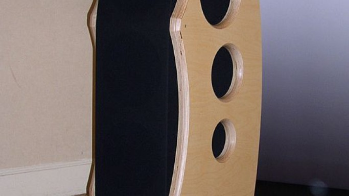 Mark Neumann's Coliseum XLS Speakers come for $40k per pair