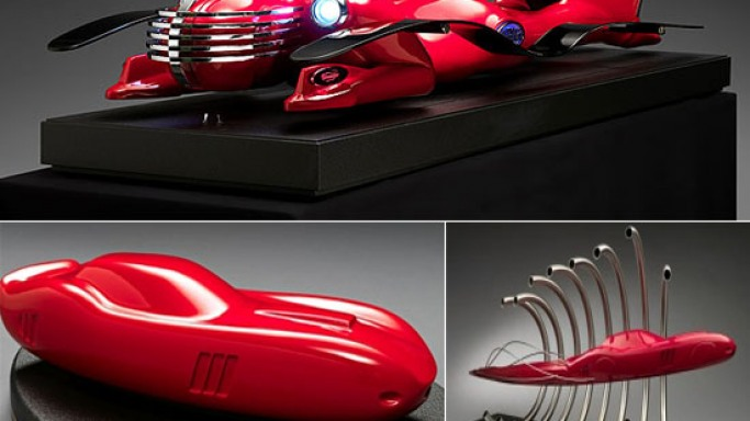 Ferrari GTO Series II: Stunning sculpture by Richard Pietruska