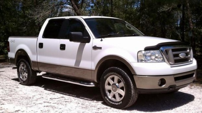 2006 Ford F-150 King