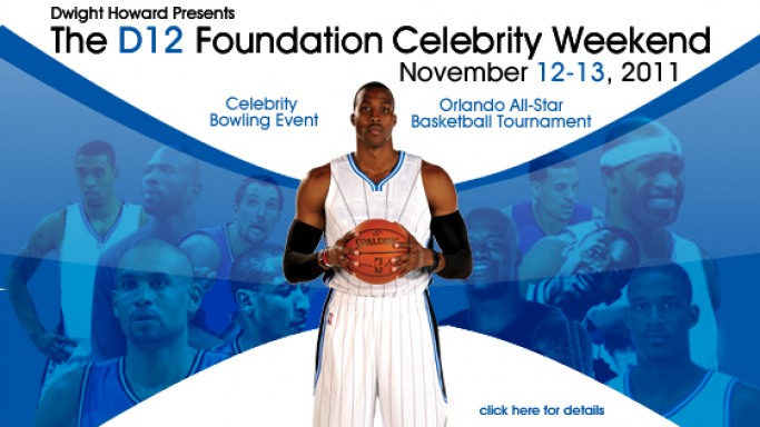 Dwight Howard foundation