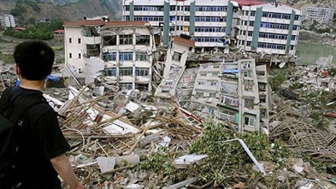 2008 Sichuan earthquake