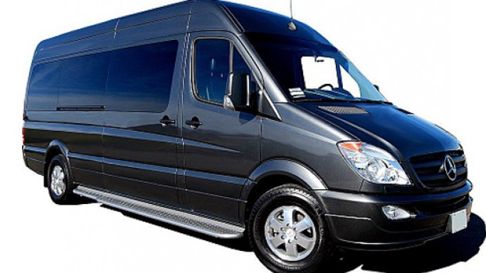 Becker JetVan's Mercedes-Benz Sprinter debuts in New York Auto Show