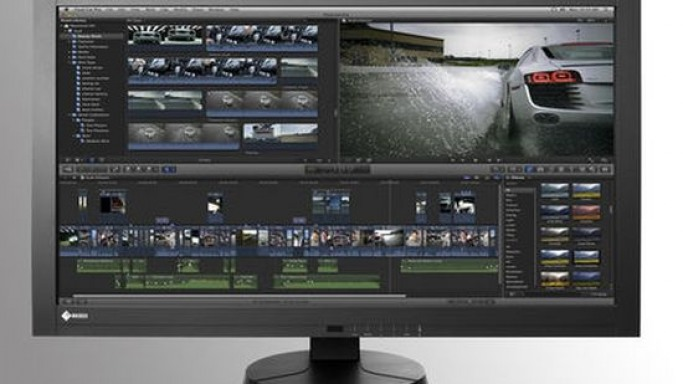 Eizo to debut $35,000 LCD Monitor and it doesn't have multiple screens!