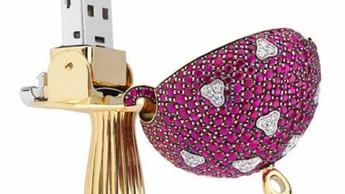 Most Expensive USB key in the world unveiled by Shawish