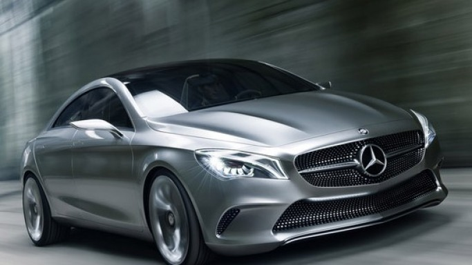 The Mercedes Benz Style Coupe is about creating a rebellious automotive impression